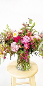EV Floral - Showing Off Arrangement